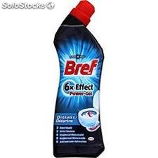 750ML gel 6EN1 detartrant bref wc