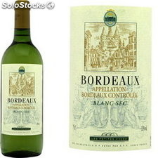 75CL bordeaux blanc sec**