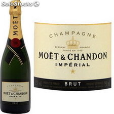 75CL champagne brut imperial moet & chandon