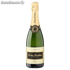 75CL champagne brut nicolas feuillate