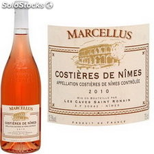 75CL costieres nimes rouge marcellus 2008