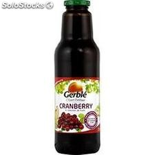 75CL jus cranberry gerble