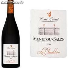 75CL menetou salon rouge chandelier 2009