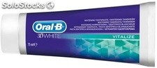 75ML dentifrice 3D white vit oral-b