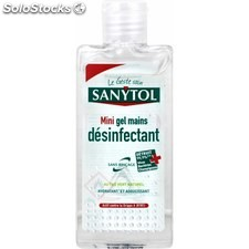 75ML gel desinfectant mains sanytol