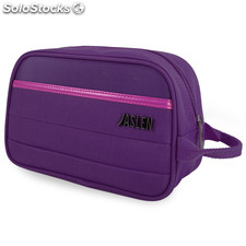 76323 travel bag marki jaslen Fioletowy
