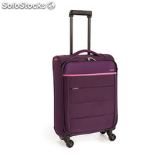 76350 trolley cabine polyester marque low cost jaslen Violet