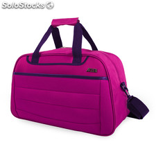 76351 travel bag marki jaslen Fuksja