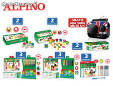 77540 Lote alpino baby multiproductos