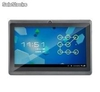 7pul tablet pc android4.0 capacitiva atm7013 1.2Ghz 512mb 4gb hdmi tf usb camara