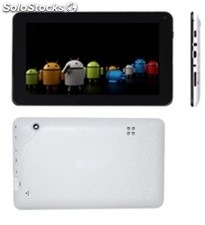 7pul tablets pc umd mid mb759u2 Android4.4 a33 quad-core ips 512mb 8gb camaras