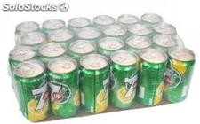 7UP Lemon, Lime 330ml x 24 units Soft Drinks