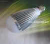 7w dimmable led light bulb e27