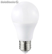 7W focos led A60 led bulbs 220V