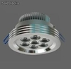 7W led Ceiling Light with 560 to 700lm High Lumen, ce and RoHS Certified