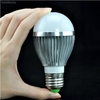 7w led Grow Light Bulb Red 630nm 660nm Stimulate Promote Growth Of Plants - Foto 2