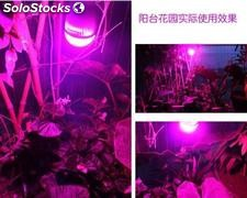 7w led Grow Light Bulb Red 630nm 660nm Stimulate Promote Growth Of Plants