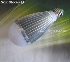 7W led lamps 220V E27 Focos bombilla led B22 led light bulbs