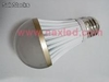 8.6w Samsung led globe bulbs, frosted pc cover, e27 base, factory pricce