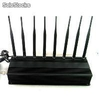 8 Antennas High Power gps/ WiFi/ 4g(lte+Wimax) Jammer