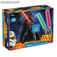 8 batonnets glace star wars dysney