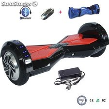 8 elettrico scooter smart balance monopattino 2 ruote skateboard bluetooth