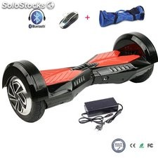 "8"" Gyropode electric hoverboard auto équilibre Scooter auto balance 2 roues"