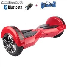 "8"" Patín eléctrico Auto equilibrio Bluetooth Scooter self balance Hoverboard"