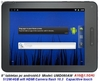 "8""tabletas pc mid umd android4.0 a10 1.5Ghz 512m 4g wifi hdmi camara capacitiva"