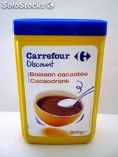 800G poudre cacao 15%pp blanc