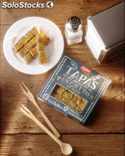 80G tapas mini brochette curry espuna