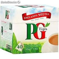 80G the anglais pg tips