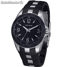 81778 | Reloj Time Force TF4036L01 Cadete Acero 100M