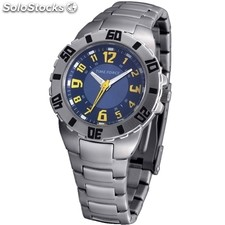 81800 | Reloj Time Force TF3186B03M Mujer Acero 50M