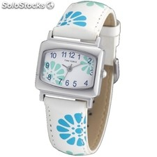 81831 | Reloj Time Force TF3389B03 Mujer Acero 30M