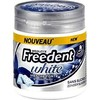 84G box white menthe forte freedent