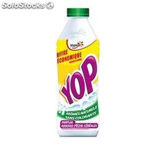 850G blle yaourt a boire yop ananas/peche/cereales yoplait