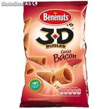 85G 3D's bacon benenuts