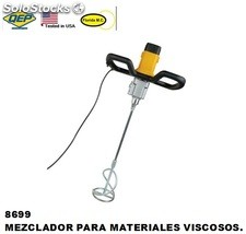 8699 Mezclador para materiales viscosos. (Disponible solo para Colombia)