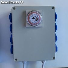 8way timer relay