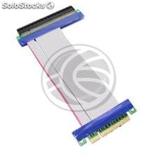8X PCIe 16X extension cable 19cm riser card (CX67)