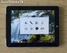 "9.7""tablet pc PDAs win7 intel n2600 1.66Ghz capacitivo 2gb 32gb wifi hdmi usb tf"