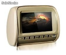 "9"" Headrest dvd player With Digital Panel"