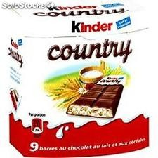 9 kinder country