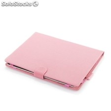 9´ to 10´ universal case for tablets - rubber finish-pink