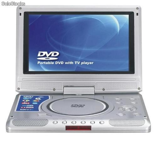 9 zoll tragbarer dvd player. Black Bedroom Furniture Sets. Home Design Ideas