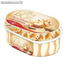 900ML carte d'or bac glace vanille pecan miko
