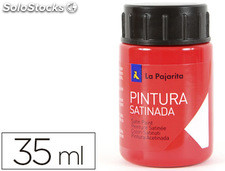 9949 Pintura latex la pajarita bermellon 35 ml