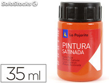 9958 Pintura latex la pajarita naranja 35 ml