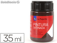 9971 Pintura latex la pajarita marron 35 ml